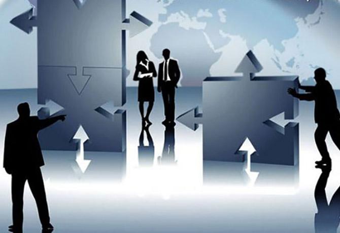 طراحی سازمان سرویس گرا بر اسا س اصول معماری  سرویس گرا