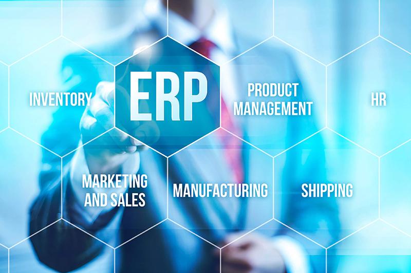 ERP در ده سال گذشته