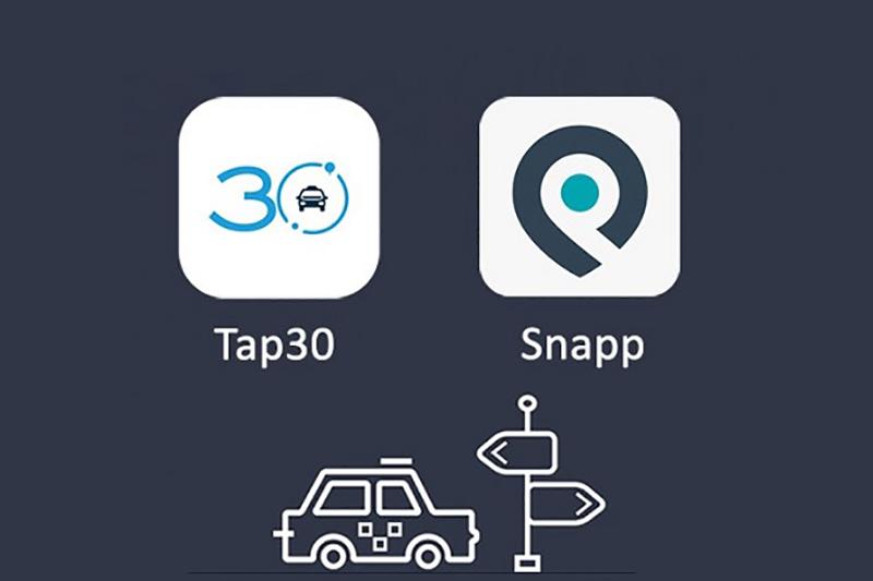 اسنپ ۹۰ میلیارد تومان سرمایهگذاری خارجی جذب کرد/ تپسی ۱۵ هزار راننده دارد