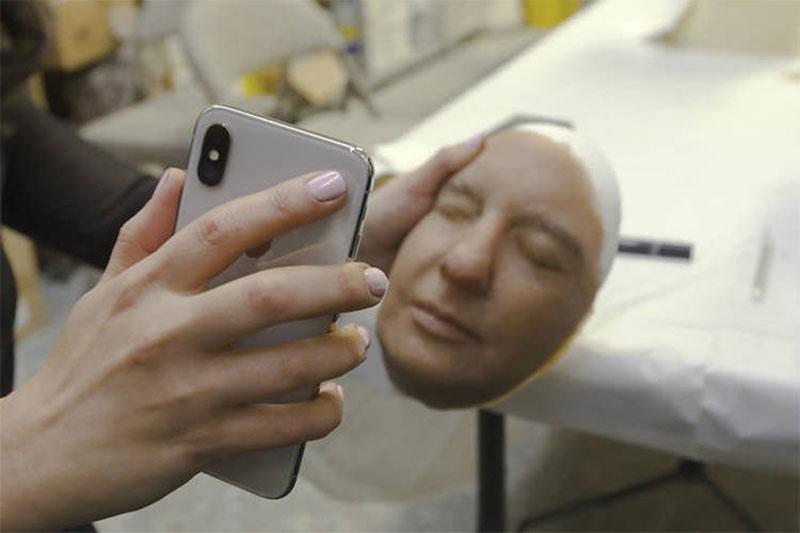 قفل تشخیص چهره آیفون ۱۰ میتواند با یک چاپگر ۳ بعدی و مقداری زمان شکسته شود