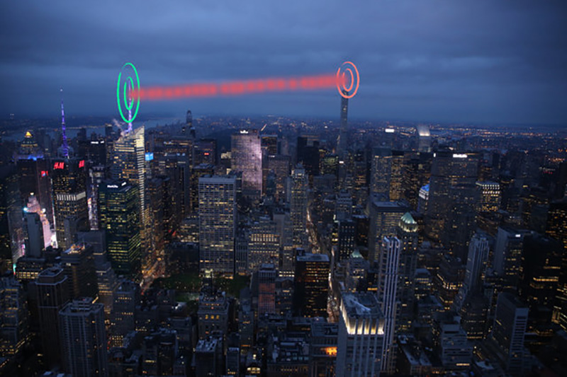 رمزنگاری کوانتومی کلید افزایش امنیت اینترنت در آینده