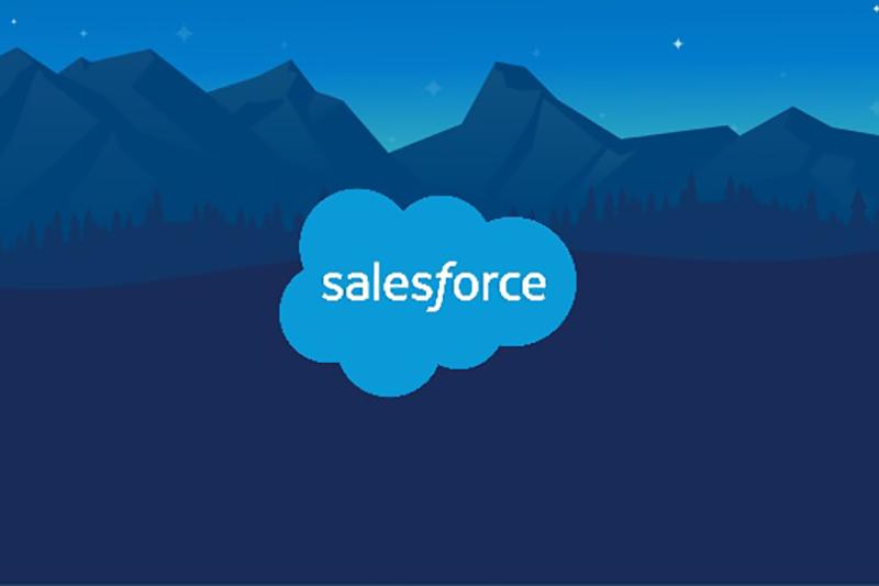 رشد قابل ملاحظه درآمدهای Salesforce از خدمات رایانش ابری
